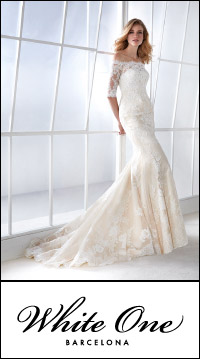 coleccion de vestidos de novia white one
